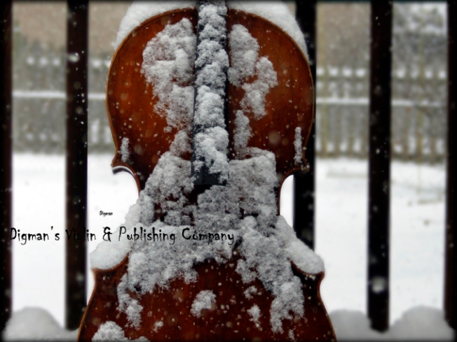At the Sound of Snowfall