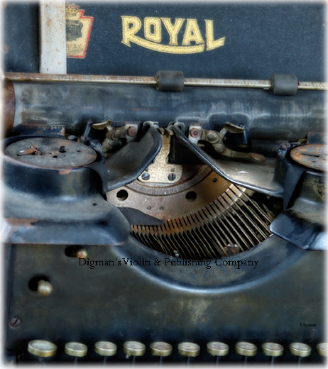 The Royal Inkwell