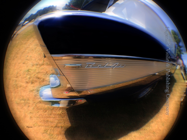 Wings of a Bel Air
